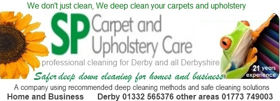 carpet cleaning Derby